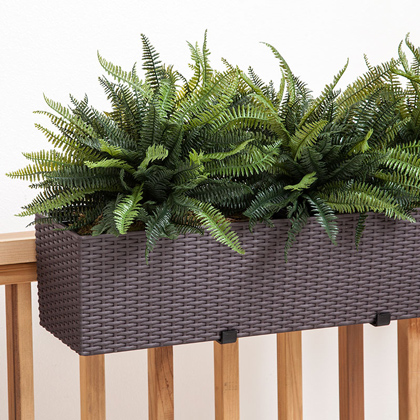 Artificial Ferns & Junipers