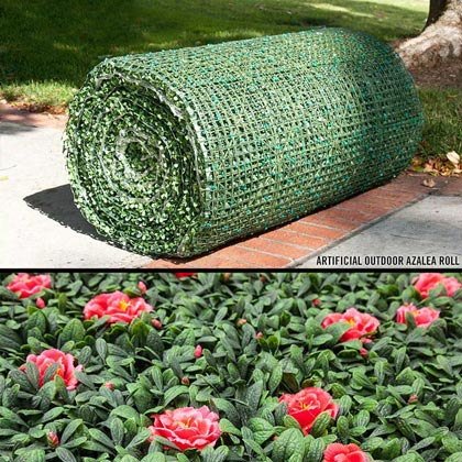 Artificial Living Wall Rolls