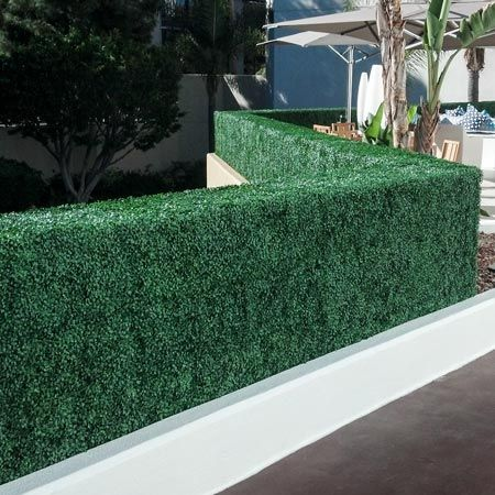Artificial Hedges & Privacy Planters