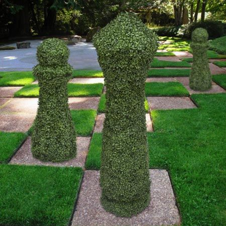 Sphere Topiaries