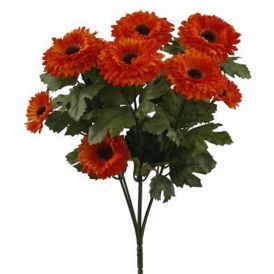 Artificial Aster Bushes - Outdoor Rated