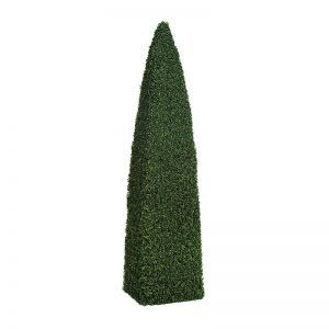 Artificial Obelisk Topiaries- Indoor