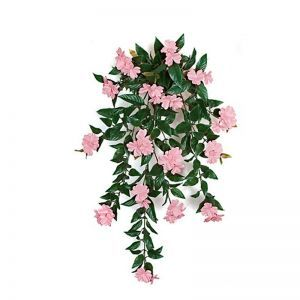 "30"" Outdoor Artificial Impatiens Vine - 4 Colors Available!"