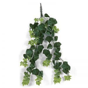 3' Artificial Outdoor English Ivy with 9 Vines
