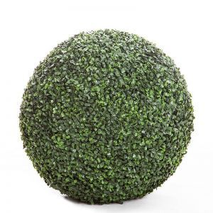 36in. Indoor Boxwood Topiary Ball