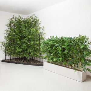 Indoor Artificial Bamboo Forests