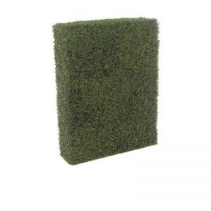 Boxwood Indoor Artificial Hedge 48in.L x 12in.W
