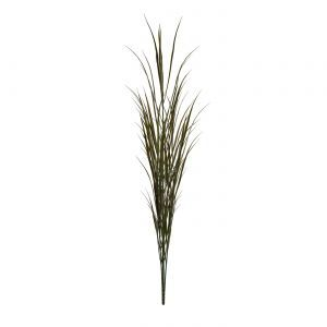 60in. Green Fountain Grass, Indoor