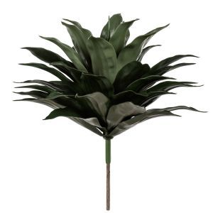 34 inch Tall Outdoor Rated Artificial Agave Plant