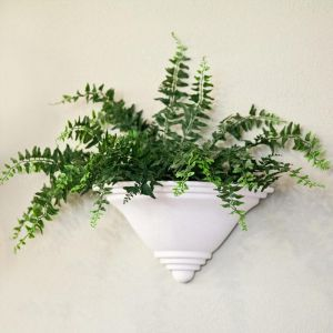 20in. Artificial Buckler Fern Outdoor Rated