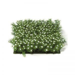 10in. X 10in. Gypso Flowering Grass Mats - Indoor