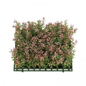 10in. X 10in. Hot Pink Boxwood Mat - Indoor