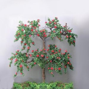 8'H x 64inW Azalea Espalier Tree - Outdoor Rated