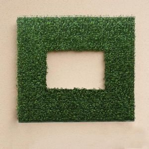 Japanese Boxwood Frame Indoor, 70inL x 47inH w/ 46inL x 23inH Opening