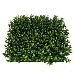 10in. X 10in. Japanese Boxwood Plush Foliage Tile, Indoor