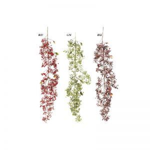 4' Mini Berry Garland (3 Colors)