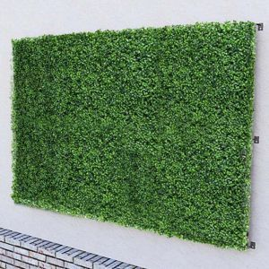 Boxwood Artificial Outdoor Living Wall 72in.L x 48in.H