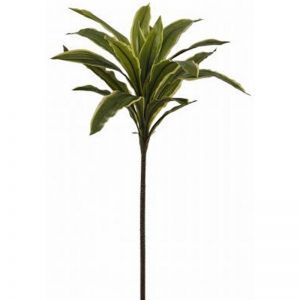 Outdoor Artificial Corn Plant w/ Stake