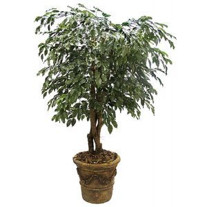 5' Artificial Ficus Tree, Outdoor Rated