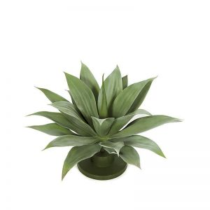 "16"" Artificial Agave, Fire Retardant"