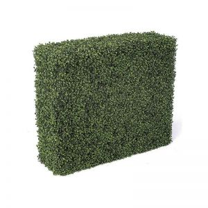 Boxwood Indoor Artificial Hedge 36in.L x 12in.W