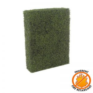 Boxwood Hedges, Fire Retardant