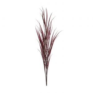 54in. Purple Fountain Grass, Indoor