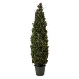 6' Tall Outdoor Artificial Cedar Tree