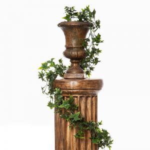72in. Artificial Outdoor Ivy Garland