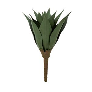 15 inch Tall Outdoor Rated Artificial Agave