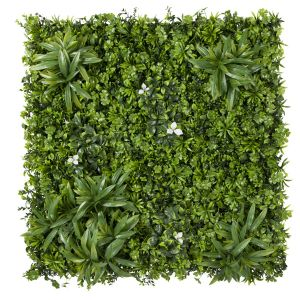40in. Mixed Foliage Tile, Indoor