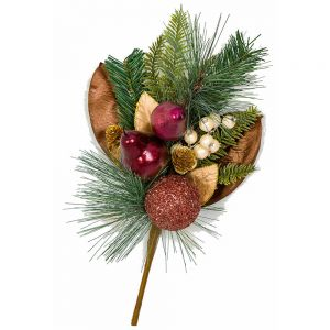 """18"""" Pine and Berry Branch"""