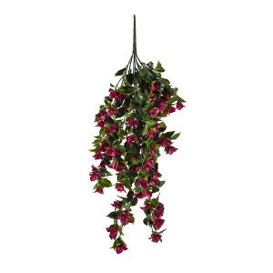 35in. UV Protected Artificial Bougainvillea Vines - 6 Colors