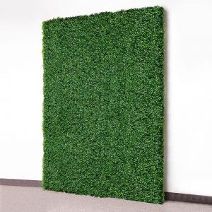 Boxwood Indoor Artificial Living Wall 72in.L x 60in.H
