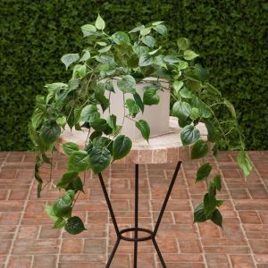 35in. Philo Leaf Bush, Fire Retardant