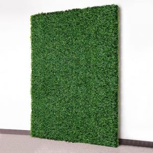 Boxwood Indoor Artificial Living Wall 48in.L x 36in.H