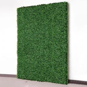 Boxwood Indoor Artificial Living Wall 72in.L x 36in.H