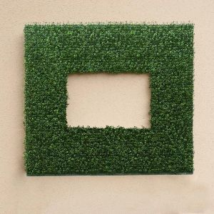 Japanese Boxwood Frame Indoor, 38inL x 25inH w/ 26inL x 13inH Opening