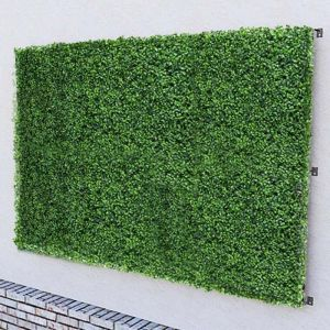 Boxwood Artificial Outdoor Living Wall 48in.L x 36in.H