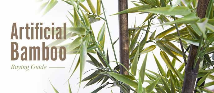 How to Shop for faux bamboo