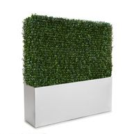 Artifical boxwood hedges