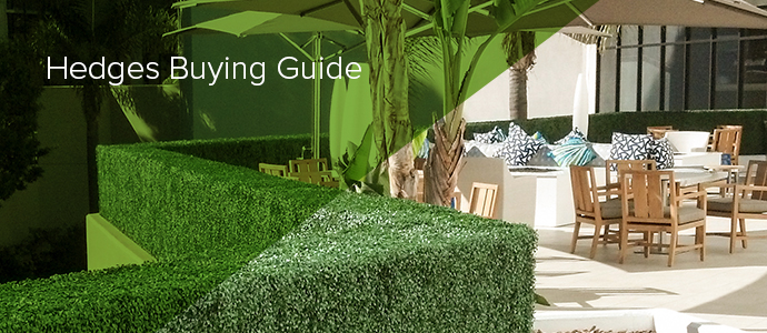 Faux Hedges Buying Guide