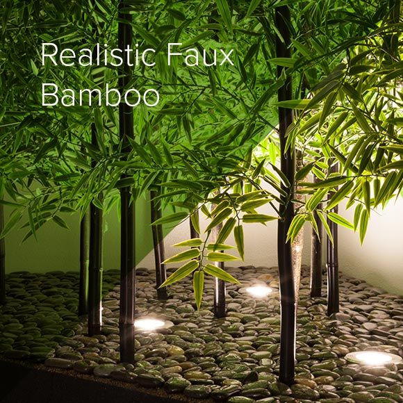 Incredibly Realistic Artificial Bamboo