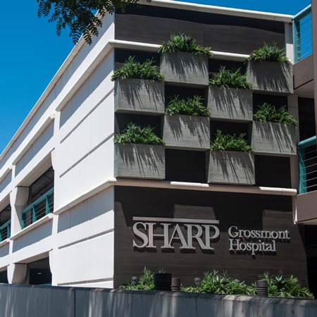 Sharp Grossmont Hospital, San Diego
